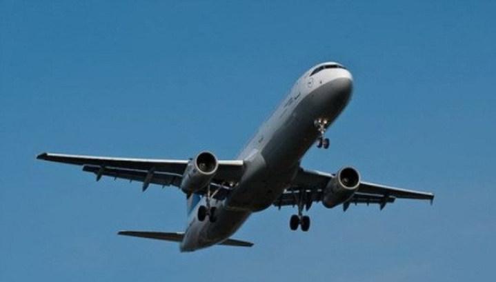 В Москве аварийно сел самолет авиакомпании Lufthansa