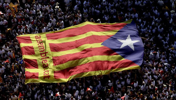 Мадрид не позволит провести референдум о независимости в Каталонии