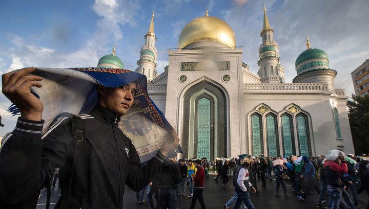 Муфтий Москвы: без переноса 1 сентября у Соборной мечети могли разгореться конфликты