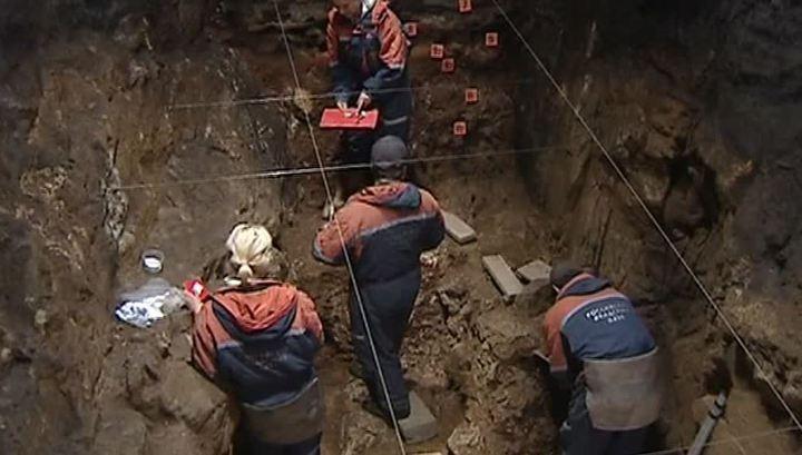 В центре Москвы обнаружены артефакты эпохи мезолита