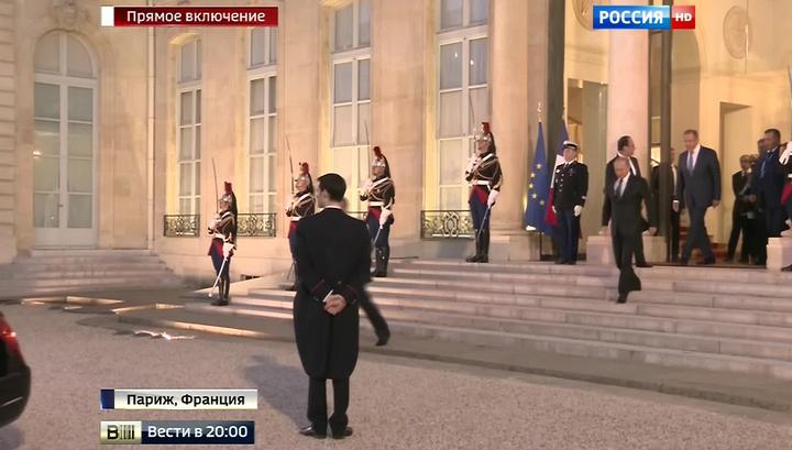 Вести.Ru: Встреча нормандской четверки завершилась