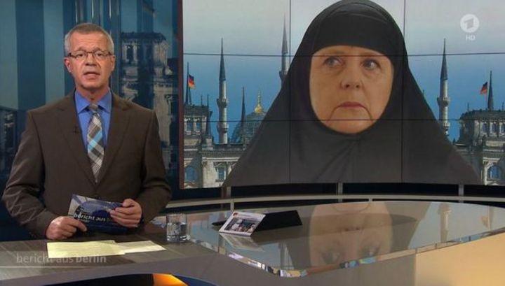 """""""Не трампируй меня"""": Меркель заручилась поддержкой мусульманских избирателей"""