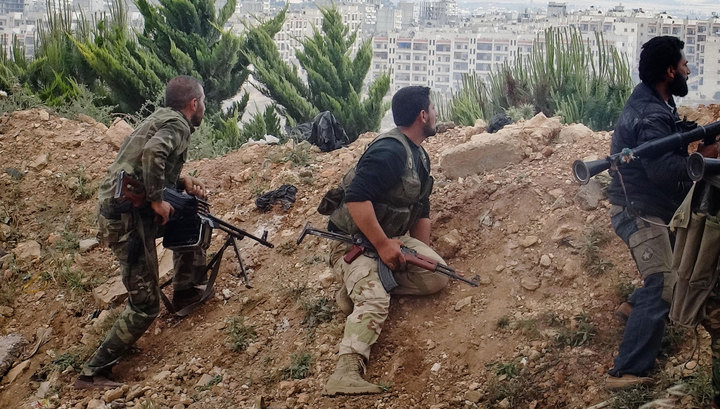США: террористы и оппозиция в Сирии перемешались