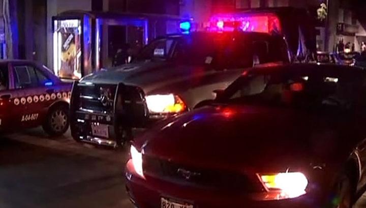 В Мексике подстрелили сотрудника американского консульства