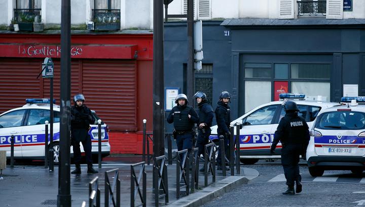 Один человек пострадал после взрыва посылки в офисе МВФ в Париже