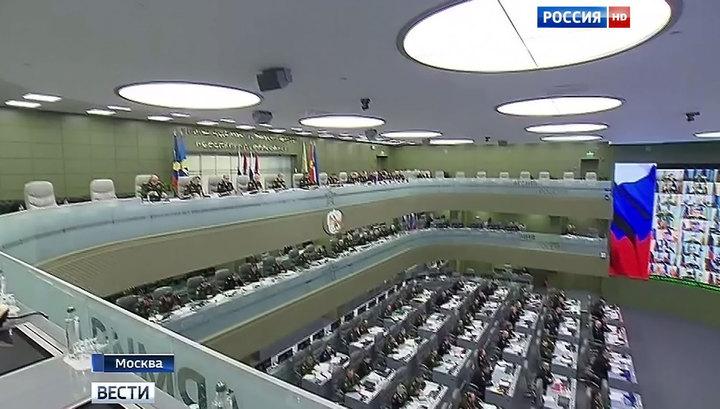 Генштаб РФ предупреждает о высокой террористической угрозе на юге