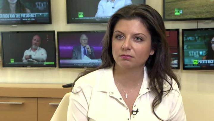 """""""Вся безумная больница у экрана собралась"""": Симоньян об инциденте с RT и C-SPAN"""