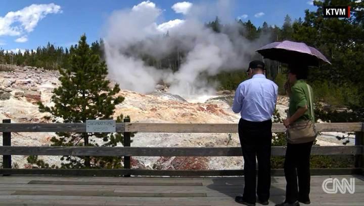 В Йеллоустоунском парке турист сварился в горячем источнике - 9 июня 2016 Xw_1265143