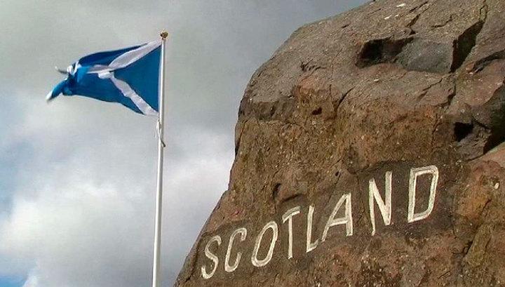 Шотландия в случае обретения независимости подаст заявку на членство в ЕС