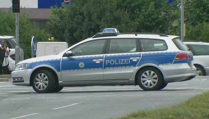 Полиция Хемница отпустила двух подозреваемых в терроризме