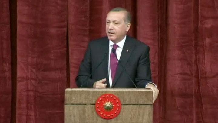 Эрдоган ожидает восстановление смертной казни после референдума