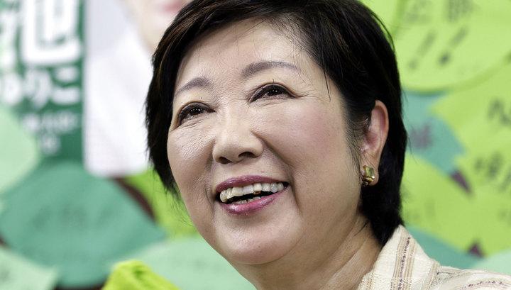 Տոկիոյում ընտրել են պատմության մեջ առաջին կին քաղաքապետին
