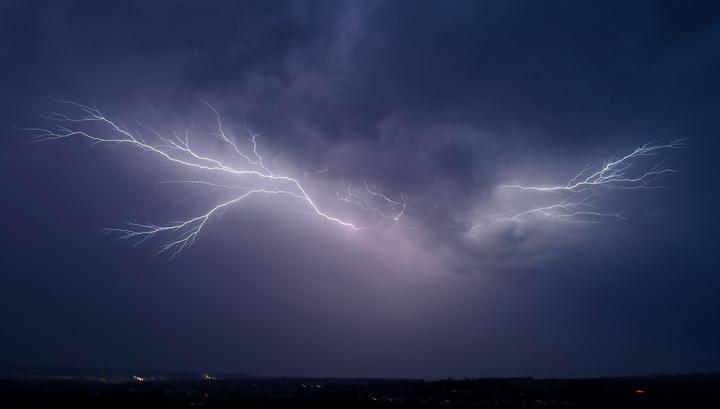 Молния убила человека в Ульяновской области