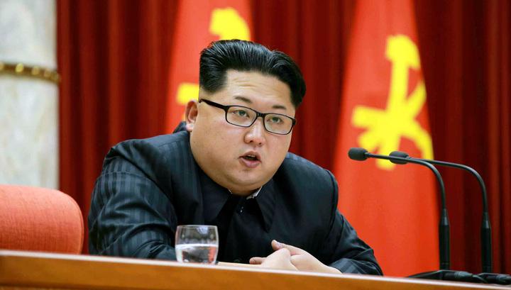 """Ким Чен Ын пригрозил США """"крупнейшей в истории катастрофой"""""""