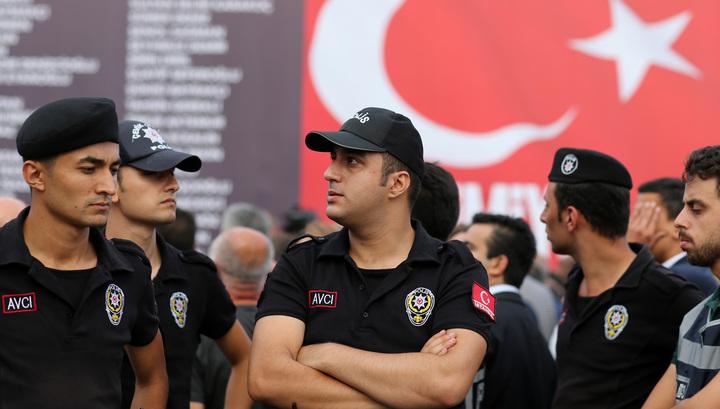 Американские дипломаты предупредили о возможных терактах в Турции