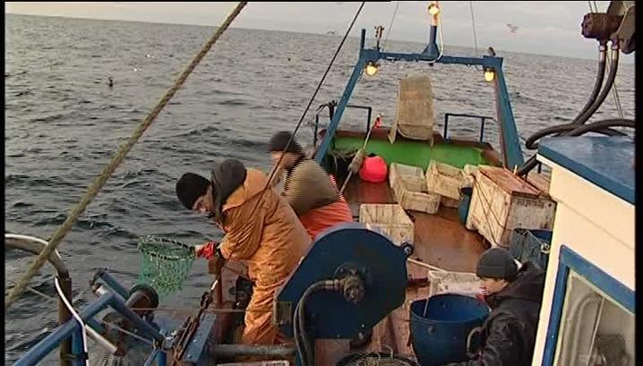 мурманские рыбаки