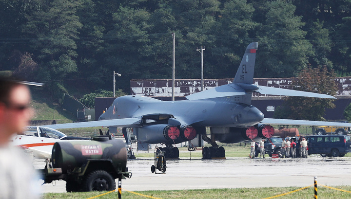 "Invisible Spirit: Южная Корея и США ""ударили"" по ядерным объектам КНДР"
