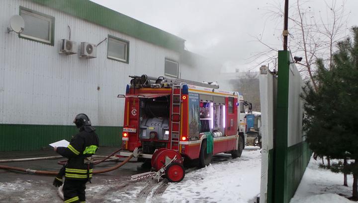 Заводы и фабрики, москва, мчс, пожары