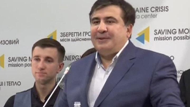 Гуляющему по Польше Саакашвили в Грузии насчитали 11 лет тюрьмы