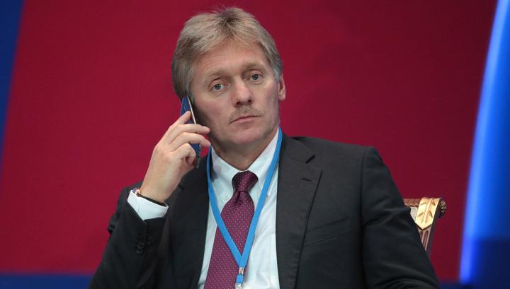 Кремль: спецслужбы начали поиск телефонных террористов