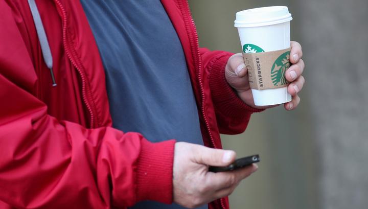 Сторонники Трампа обиделись на кофейни Starbucks