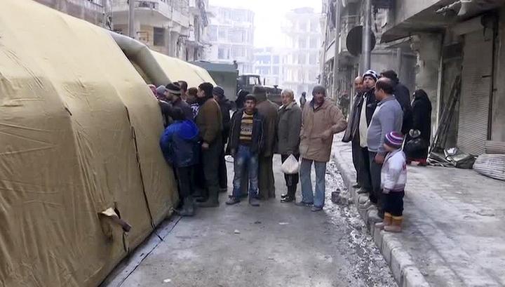 Ау, где же Вы, правозащитнички? На Западе «забыли» про Алеппо