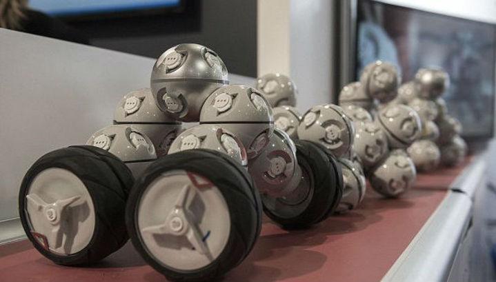Никогда не надоест: представлен робот CellRobot, способный трансформироваться бесконечно