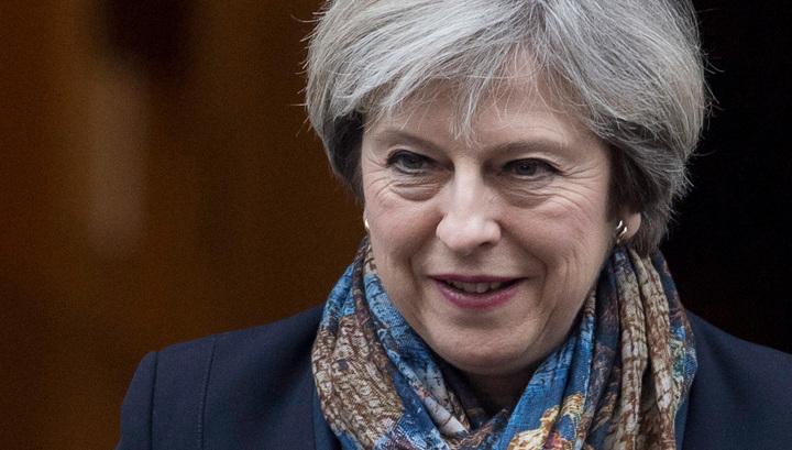 СМИ: Тереза Мэй может запустить процедуру Brexit 14 марта