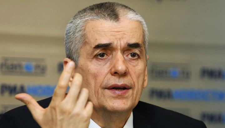 Онищенко раскритиковал идею Порошенко конфисковать уголь из Донбасса