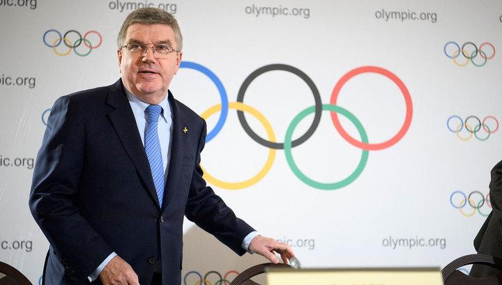 МОК: российским атлетам аннулировали результаты