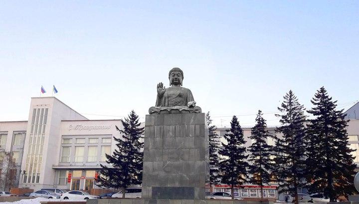В Бурятии хотят заменить Ленина на Будду