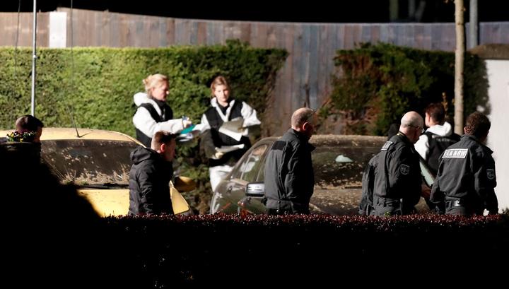 Автор записки, найденной в Дортмунде, заявил об ответственности за взрыв