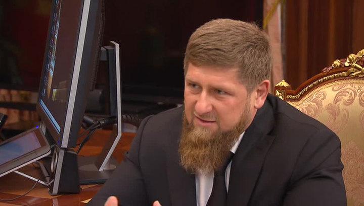 Кадыров объяснил, чем честнее многоженство, и ответил на другие острые вопросы