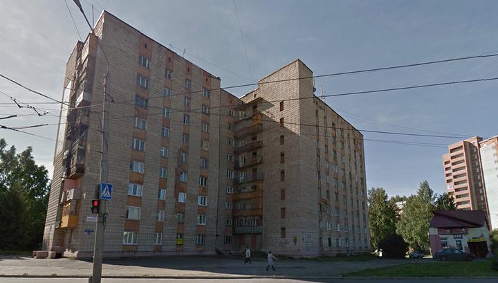 В Томске ребенок, спасаясь от огня, прыгнул с 7 этажа