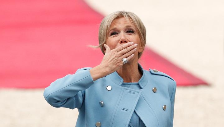 Бриджит Макрон вскоре планирует прописать статус первой леди государства в так называемой «хартии прозрачности»