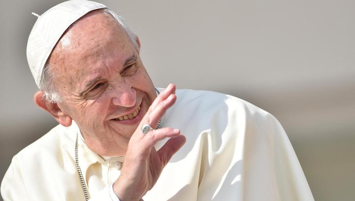 Папа Римский запретил прихожанам жаловаться