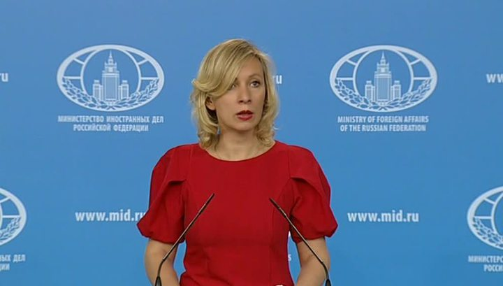 Захарова: неизвестные рейдеры устроили беспредел в российском консульстве в Сан-Франциско