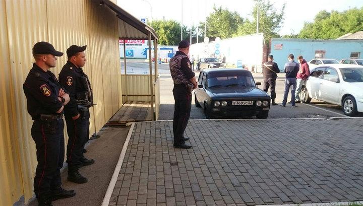 В Барнауле напали на руководителя штаба Навального