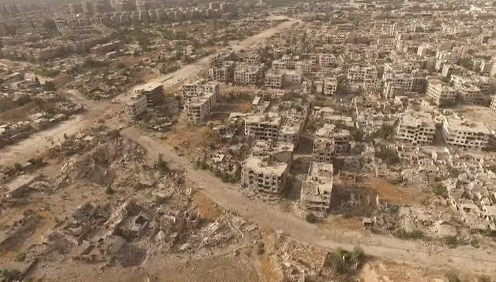 Российские ВКС нанесли очередное поражение террористам в Сирии