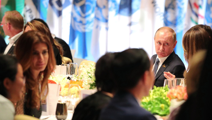 Песков: безопасность Путина не обсуждается