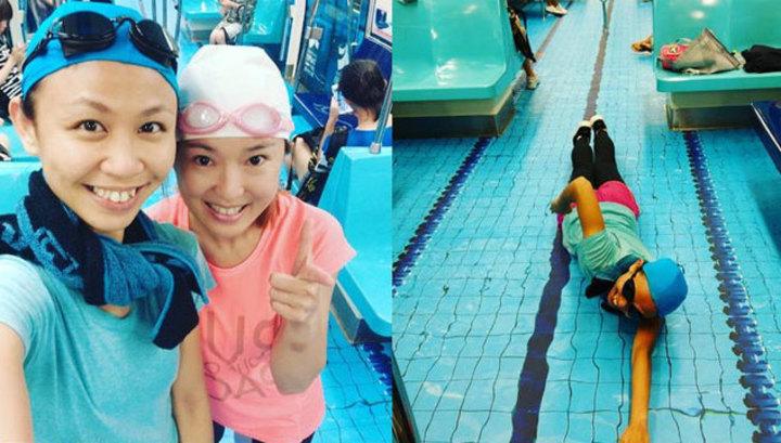 В вагонах метро в Тайбэе появились бассейны и спортплощадки