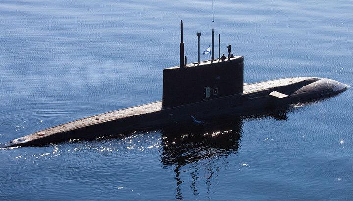 Две новых российских подлодки пришли в Средиземное море. Они могут ударить по боевикам в Сирии