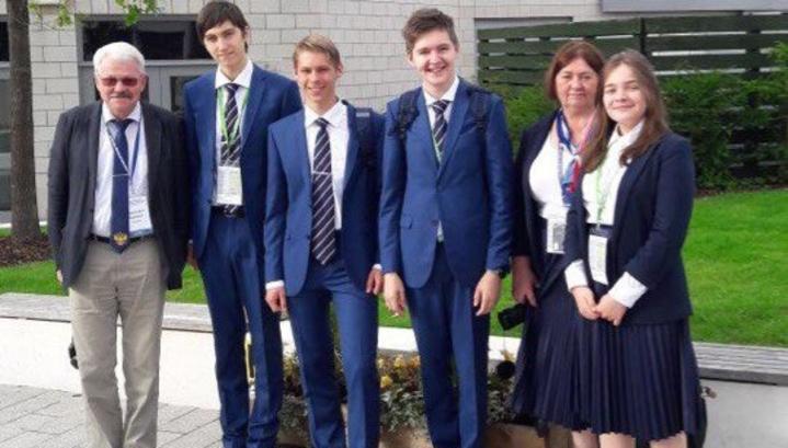 Российские школьники взяли 2 золота, серебро и бронзу на Международной биологической олимпиаде