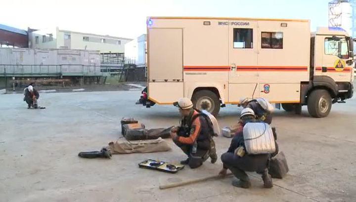 Обвал на шахте в Коми: на аварийном участке работали 6 человек