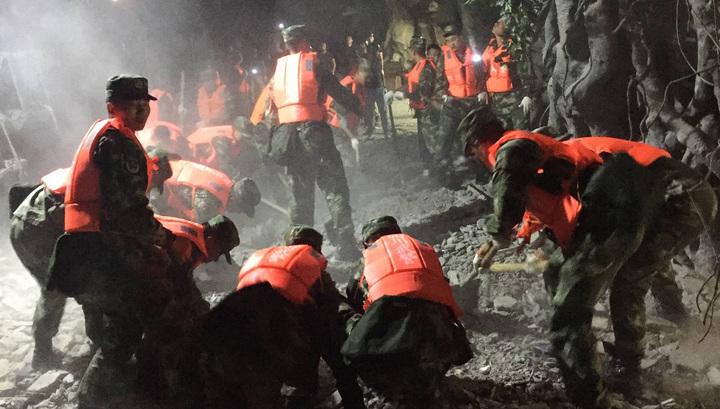 Взрыв в Китае: один погиб, девять получили травмы