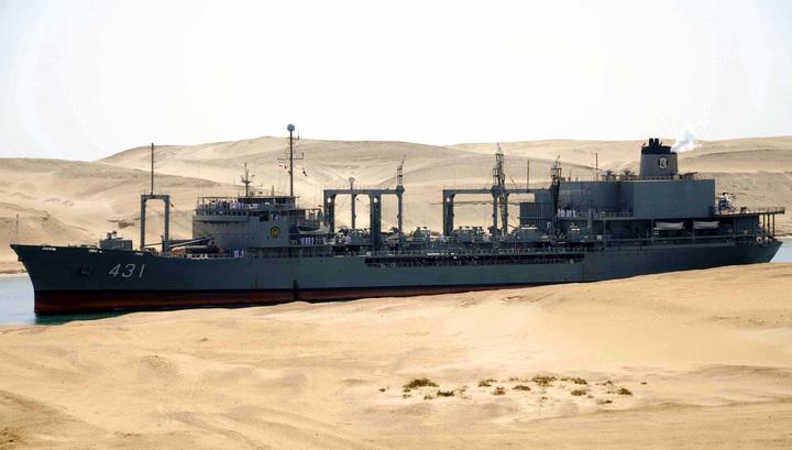 Иран собирается отправить военные корабли в западную Атлантику