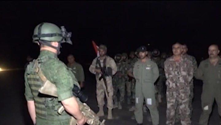 Взятие Дейр-эз-Зора: Путин поздравил российских и сирийских военных с победой