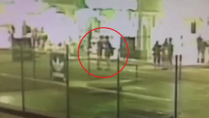 Опубликовано видео убийства блогера Станислава Думкина