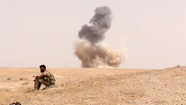 ООН: сирийская армия разблокировала дороги в Дейр-эз-Зор