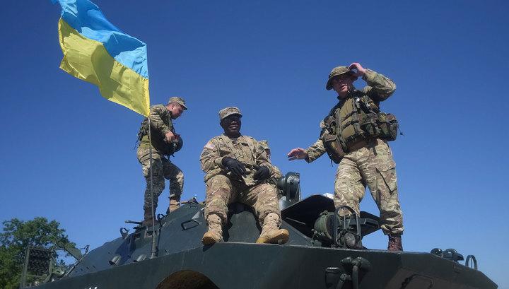 СМИ узнали где Украина будет хранить американское летальное оружие